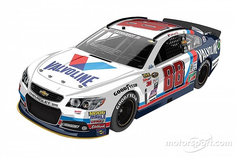 Photos - Retour dans le passé pour la NASCAR Sprint Cup