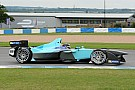 NextEV TCR, l'unità Formula E 001 scalda troppo?