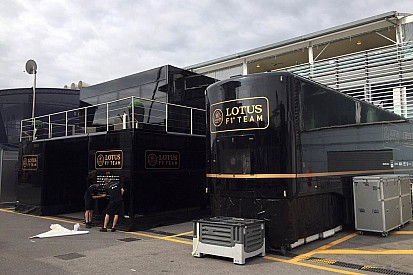 Lotus ready for Monza as Renault speculation intensifies