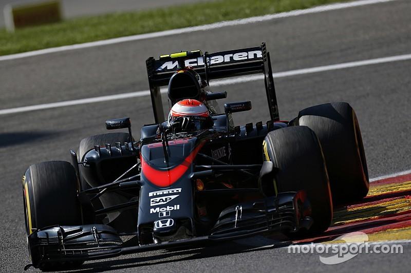 Alonso y Button, listos para recibir nuevas penalizaciones