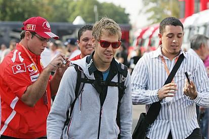 Após revolta, Vettel aguarda medidas a longo prazo da Pirelli