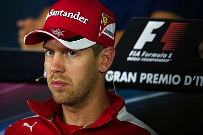 Vettel attend d'autres réponses de Pirelli pour le long terme