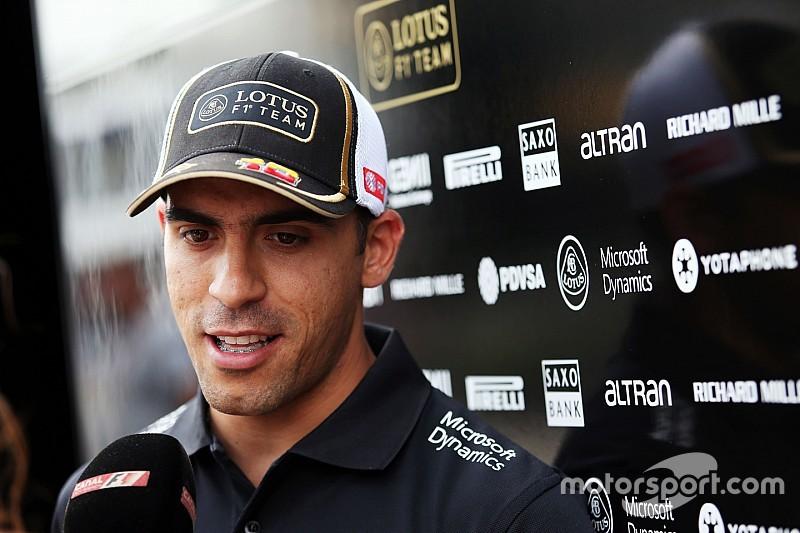"Maldonado would ""welcome"" Renault buying Lotus"