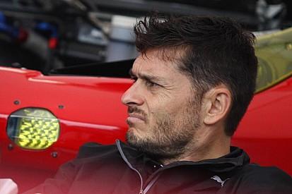 Fisichella e Bertolini sulla 695 Endurance a Vallelunga