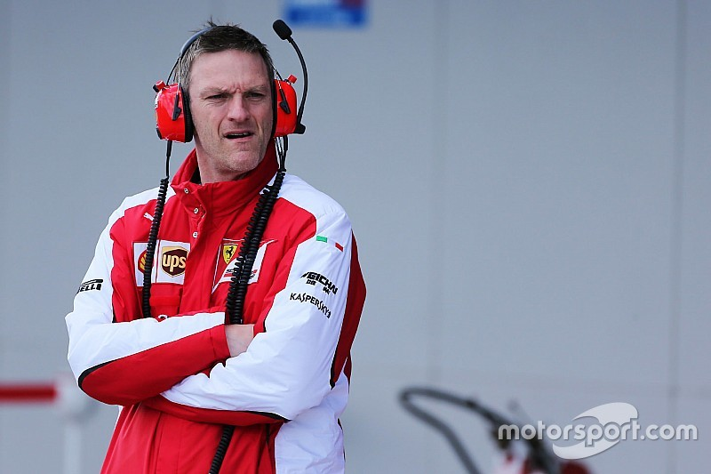 Ferrari renova com James Allison até 2018