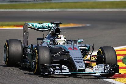 Mercedes a utilisé tous ses jetons de développement avant Monza