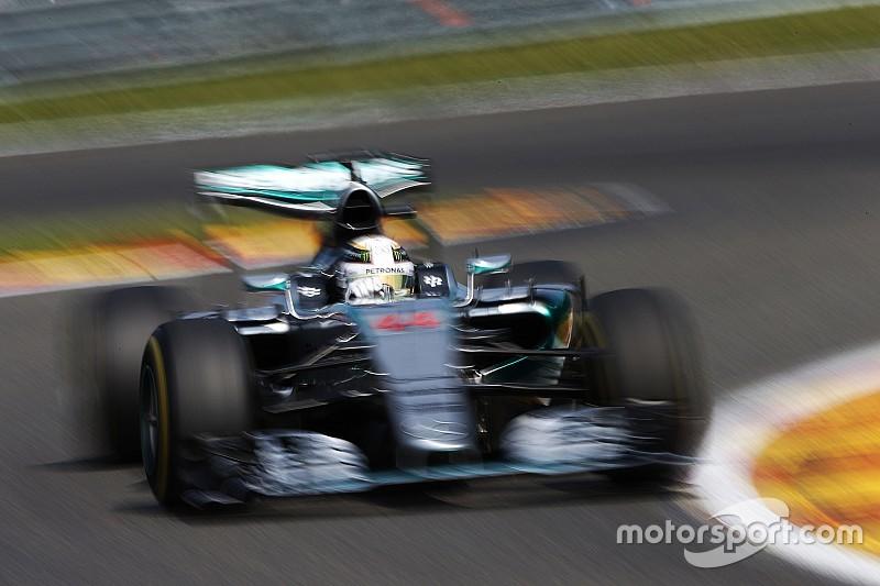 La Mercedes ha speso 7 gettoni sulla power unit