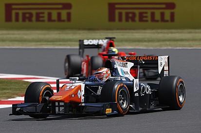 The GP2 Series paddock set up camp this week at the Autodromo di Monza