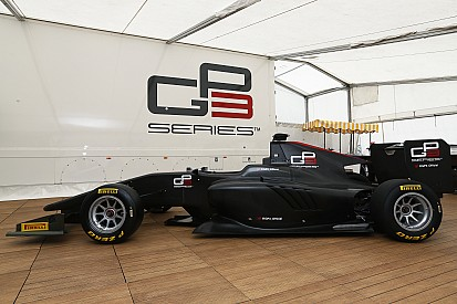 Revealed: Third-generation GP3 car unveiled at Monza