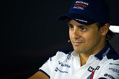 "De contrato renovado, Massa comemora ano ""mais consistente"""
