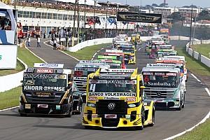 Fórmula Truck Últimas notícias F-Truck ataca Interlagos após troca de corrida por festival