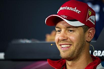 """Vettel brinca sobre Monza: """"feliz por não ser mais vaiado aqui"""""""