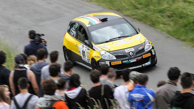 I Trofei Renault Rally IRC pronti per l'ultimo atto