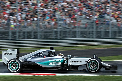 """Mercedes """"surprised"""" by gap to rivals"""