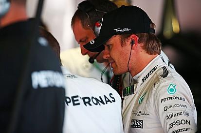 "Rosberg: ""Sorpresi del vantaggio sugli avversari"""
