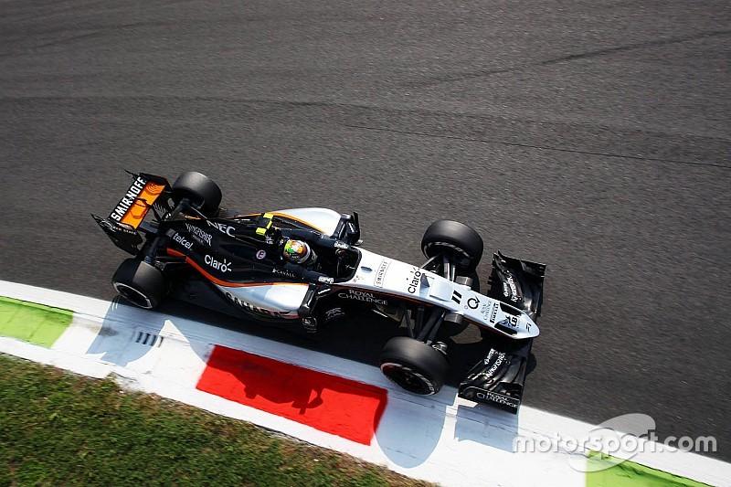 Une Vmax à 356 km/h et deux pilotes dans le coup chez Force India!