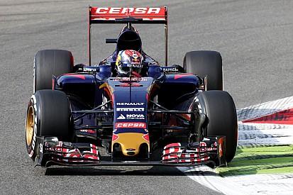 Le week-end s'annonce difficile chez Toro Rosso