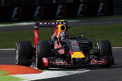 Ricciardo, Kvyat, Sainz go for double engine changes