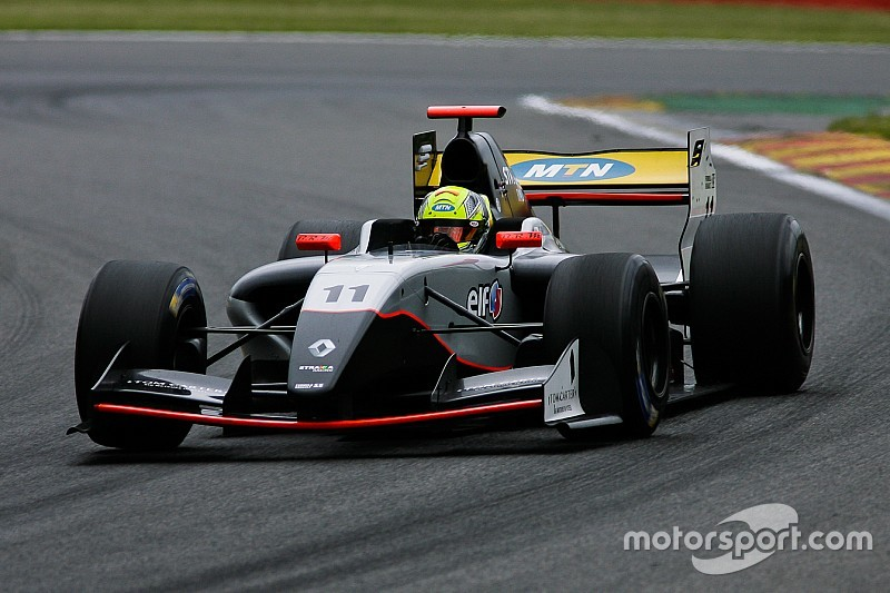 Ellinas on top at Silverstone