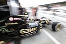 Lotus a une marge de progression à Monza