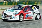 Yvan Muller debutta a Lohéac con la 208
