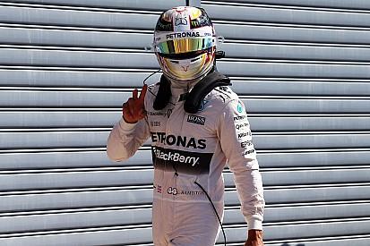 Qualifications - Septième pole position consécutive pour Hamilton!