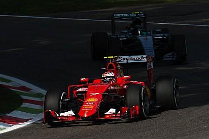 Räikkönen ne s'attendait pas à une si bonne surprise