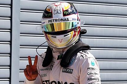 Hamilton settebello a Monza, ma la Ferrari c'è