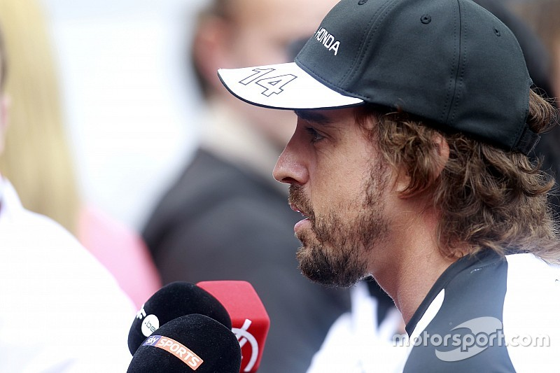 Alonso says Ferrari form nothing to be happy about