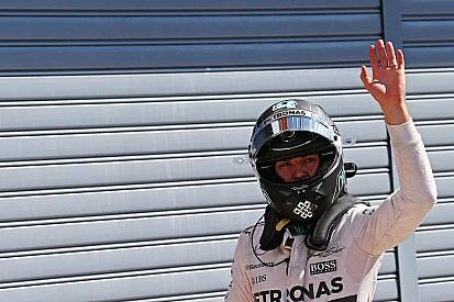 """Rosberg: """"Purtroppo ho un motore molto vecchio"""""""