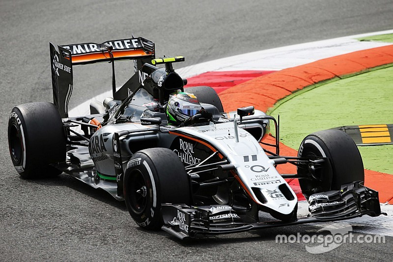Perez: Tow from Raikkonen cost me time