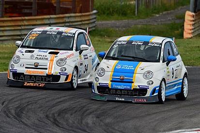 Trofeo Italia, Adria: Luca Anselmi in pole position