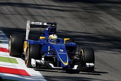 Ericsson penalizzato per aver ostacolato Hulkenberg