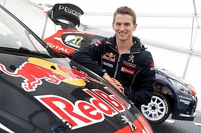 """Timmy Hansen - """"La Peugeot est vraiment comme chez elle"""""""