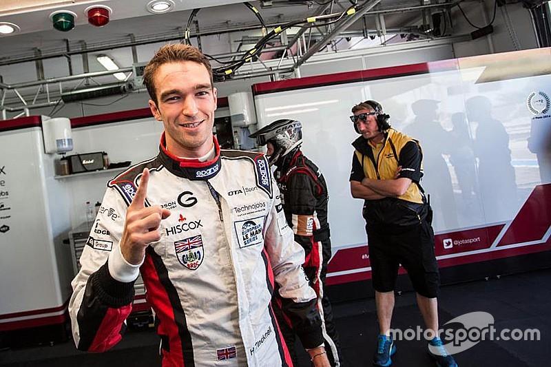 Paul Ricard ELMS: JOTA claims third consecutive pole