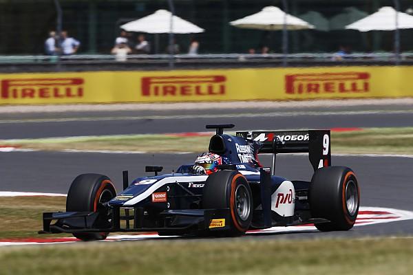 GP2: Evans logra el triunfo en la última vuelta