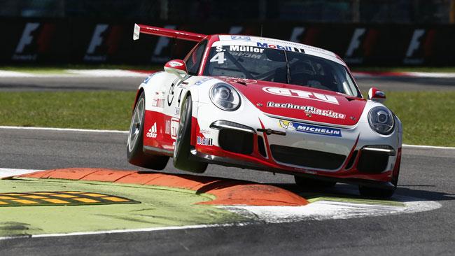 Sven Muller completa la sua doppietta a Monza