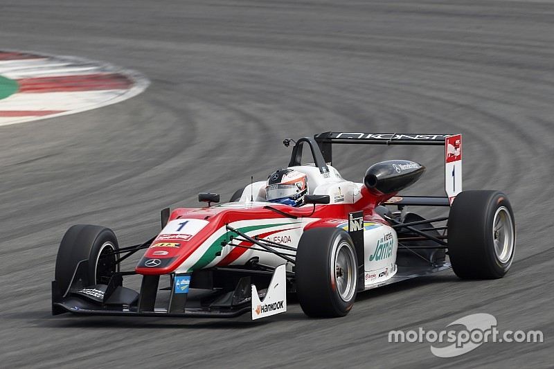 Rosenqvist volvió a ganar y se aleja en el torneo