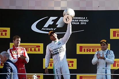هاميلتون يحرز فوزه الثالث على الأراضي الإيطاليّة