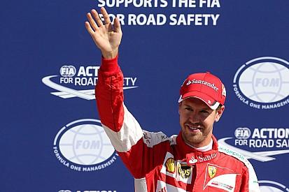 """Vettel - """"Ma plus belle deuxième place"""""""