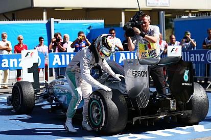 """Hamilton - """"Pirelli pourra prouver que ça ne fait aucune différence"""""""