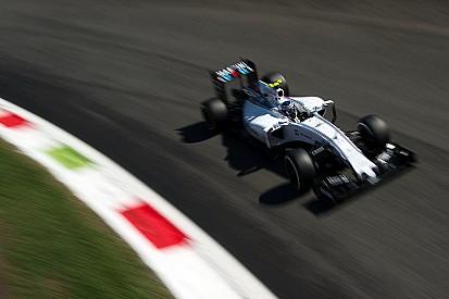 Bottas a raté la dernière marche à Monza