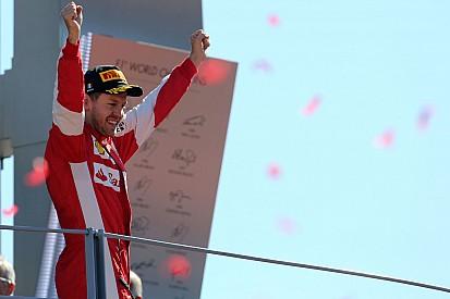 """Vettel: """"Il più bel secondo posto della mia vita"""""""