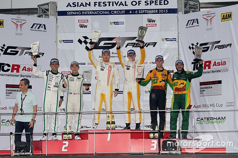 Ferrari claim another endurance victory in Sepang