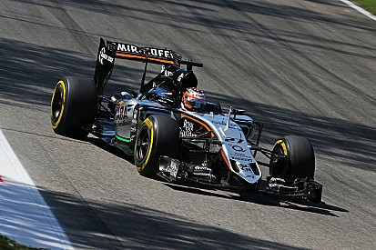 "Hulkenberg ""frustrated"" with car issues"