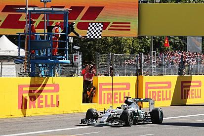 Officiel - Lewis Hamilton conserve sa victoire à Monza