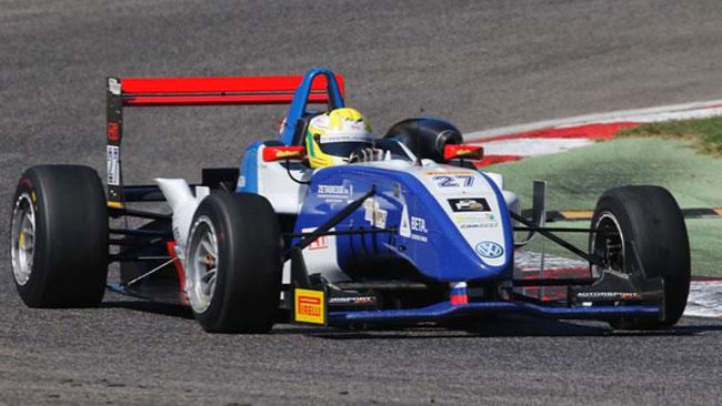 F2 Italian Trophy: bella doppieta di Veronesi ad Adria