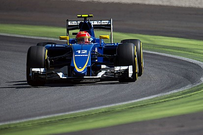 Com furo de pneu na largada, Nasr quer esquecer GP da Itália