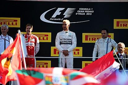 """Italie- Pirelli se réjouit de """"splendides batailles à tous les niveaux"""""""