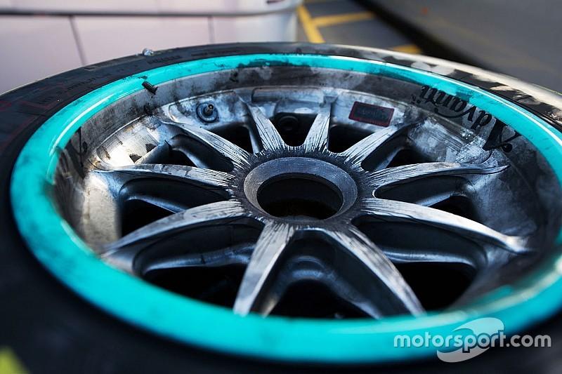 В Mercedes приветствуют идею разработки процедуры проверки шин